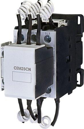 ETI Stycznik kondensatorowy CEM25CN.10-230V-50HZ 004645130