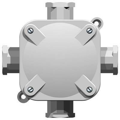 Odgałężnik instalacyjny ONH-4B5 IP67  OSPEL