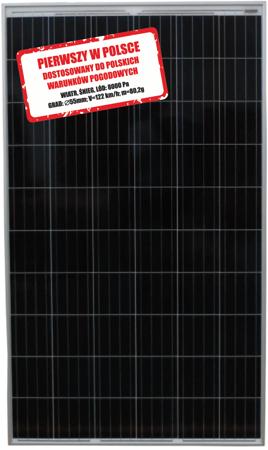 SELFA Panel fotowoltaiczny polikrystaliczny (moduł PV) SV60P.4-280 280Wp