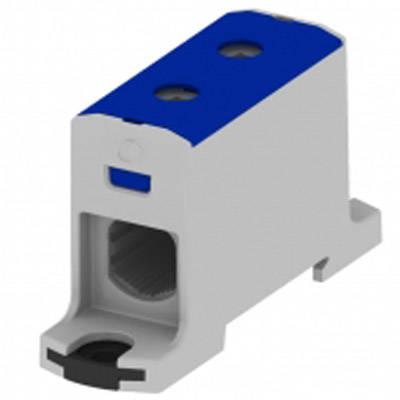 Złączka szynowa gwintowana OTL zacisk 1xAl/Cu 25-150mm2 niebieska VC05-0029/MAA1150B10